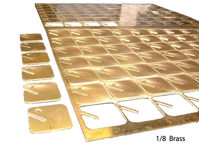 11ga-brass Dayton Waterjet