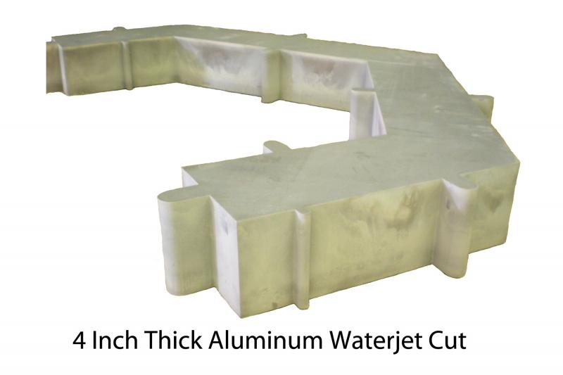 4-thk-alum Dayton Waterjet