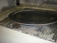 Mild Steel   Waterjet Cut