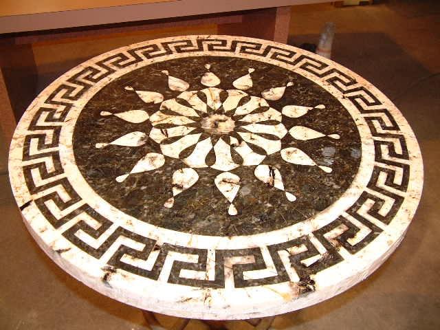 2cm Granite Table