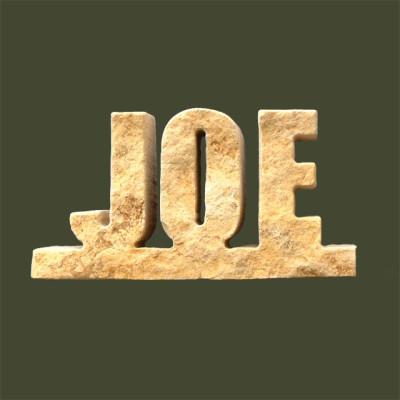 3 Letter Rock Top